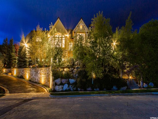 Один семья для того Продажа на 1683 STONE Ridge 1683 STONE Ridge Bountiful, Юта 84010 Соединенные Штаты