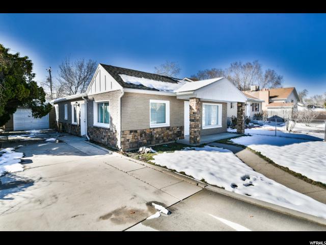 3722 S MCCALL ST South Salt Lake, UT 84115 - MLS #: 1508539
