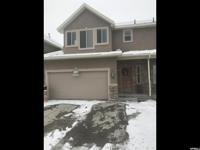 单亲家庭 为 销售 在 125 E 205 S 125 E 205 S Franklin, 爱达荷州 83237 美国