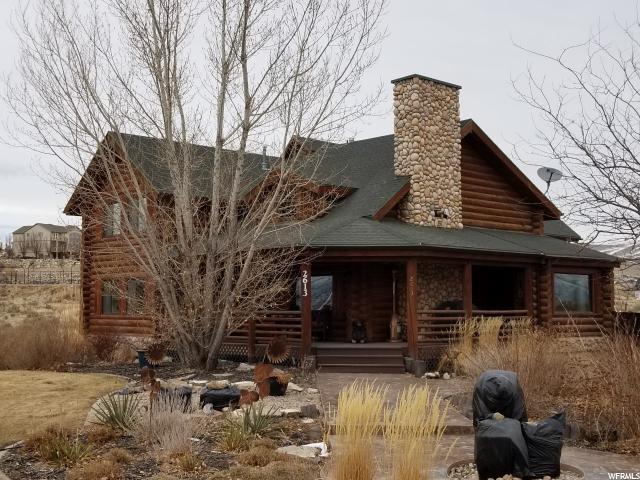 单亲家庭 为 销售 在 2613 E CEDAR Drive 2613 E CEDAR Drive Eagle Mountain, 犹他州 84005 美国