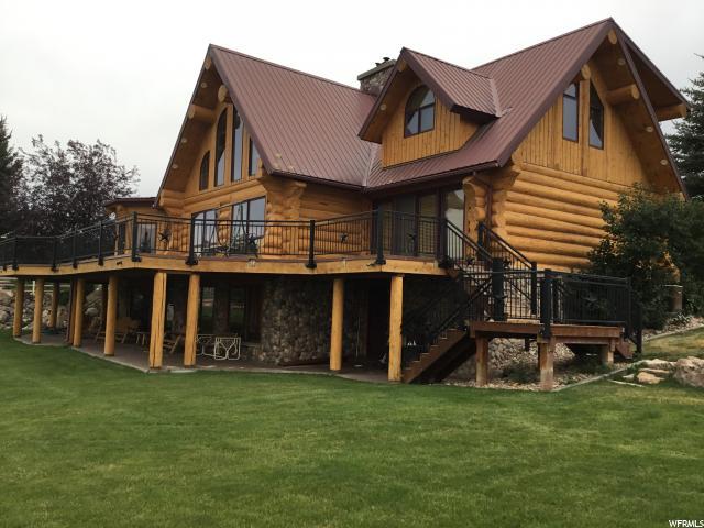 Single Family for Sale at 80 GREEN CYN 80 GREEN CYN St. Charles, Idaho 83272 United States