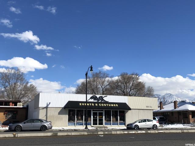 Commercial for Sale at 16-18-308-018, 1865 S STATE 1865 S STATE Salt Lake City, Utah 84115 United States