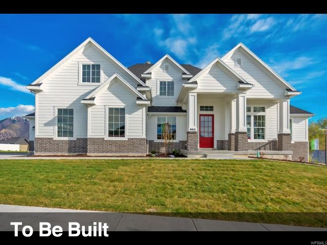 1298 S 1450 Unit 10 Mapleton, UT 84664 - MLS #: 1508917