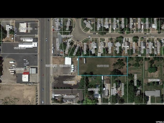 Земля для того Продажа на 172 N MAIN 172 N MAIN Clearfield, Юта 84015 Соединенные Штаты