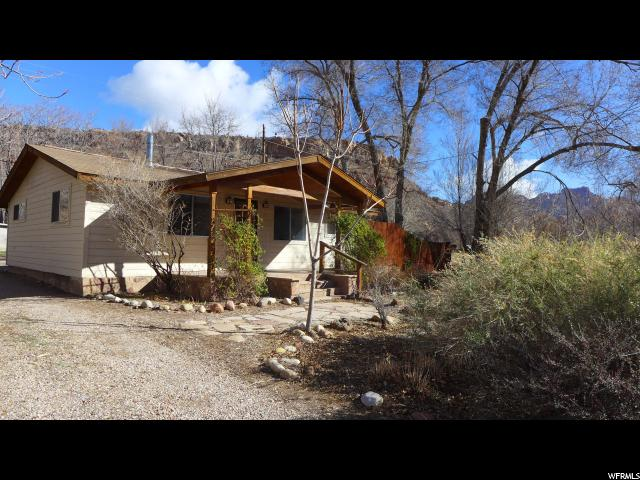 Single Family للـ Sale في 126 W MAIN Street 126 W MAIN Street Rockville, Utah 84763 United States