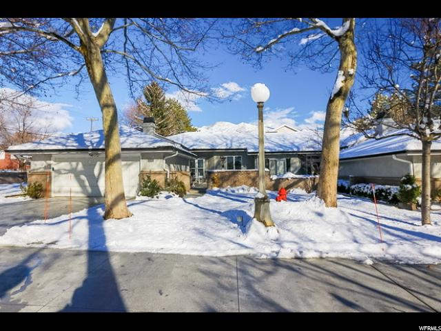 Home for sale at 1707 S Bambrough Pl, Salt Lake City, UT 84108. Listed at 779000 with 3 bedrooms, 3 bathrooms and 3,852 total square feet