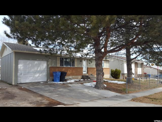 4194 W SUN DR Salt Lake City, UT 84118 - MLS #: 1509165