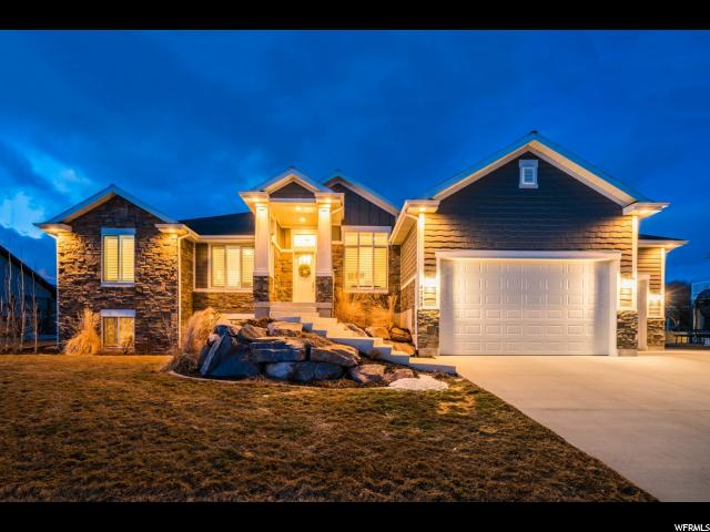 Single Family for Sale at 4734 W RANCH Boulevard 4734 W RANCH Boulevard Mountain Green, Utah 84050 United States