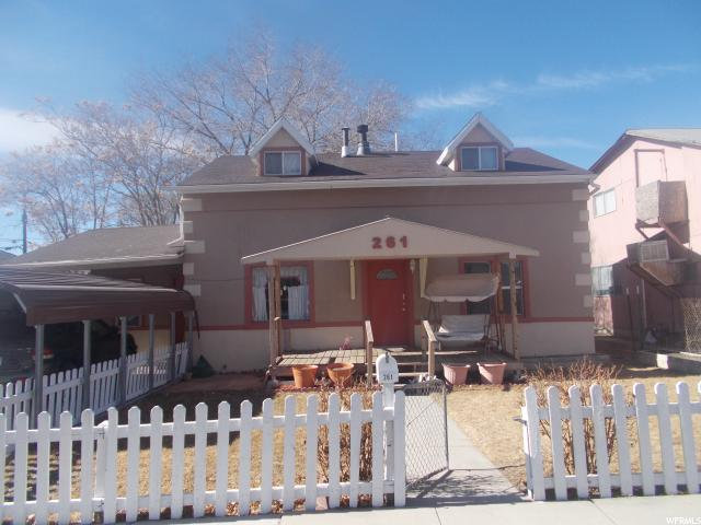 261 N 4TH AVE Price, UT 84501 - MLS #: 1509203