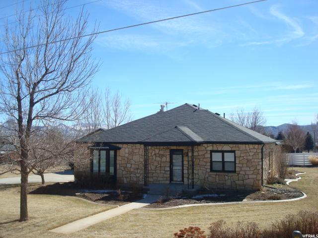 Single Family for Sale at 281 W CENTER Street 281 W CENTER Street Aurora, Utah 84620 United States