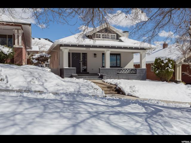 384 N K ST Salt Lake City, UT 84103 - MLS #: 1509323