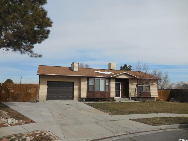 Single Family for Sale at 6140 W LAMUS Circle 6140 W LAMUS Circle West Valley City, Utah 84128 United States