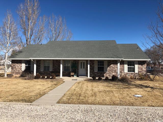 Unique la famille pour l Vente à 145 E MAIN 145 E MAIN Redmond, Utah 84652 États-Unis
