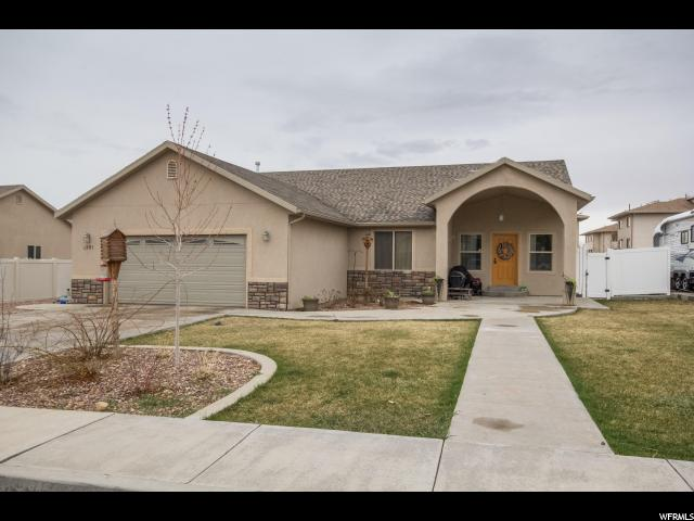1391 W 250 Vernal, UT 84078 - MLS #: 1509439