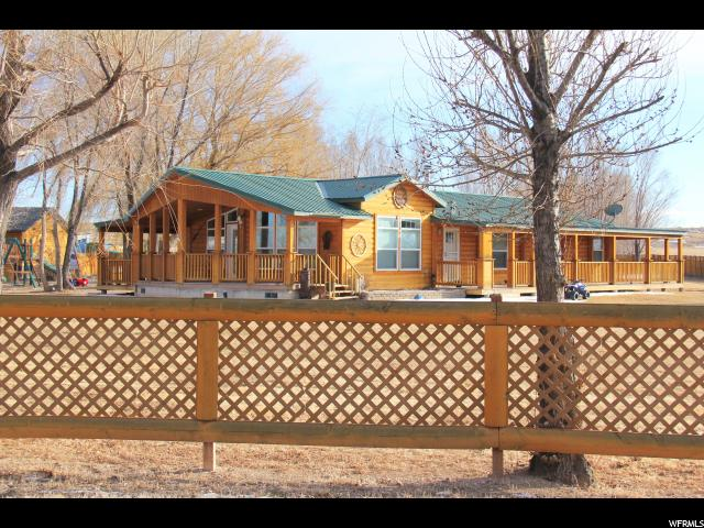 Single Family for Sale at 5721 W 9000 S 5721 W 9000 S Myton, Utah 84052 United States