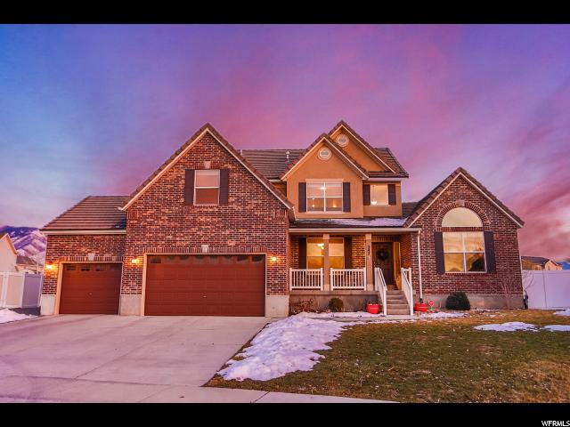 Single Family للـ Sale في 247 W AMSTERDAM Drive 247 W AMSTERDAM Drive Stansbury Park, Utah 84074 United States