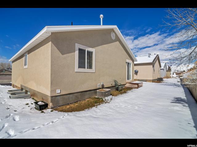1656 E RIDGEFIELD RD Spanish Fork, UT 84660 - MLS #: 1509557