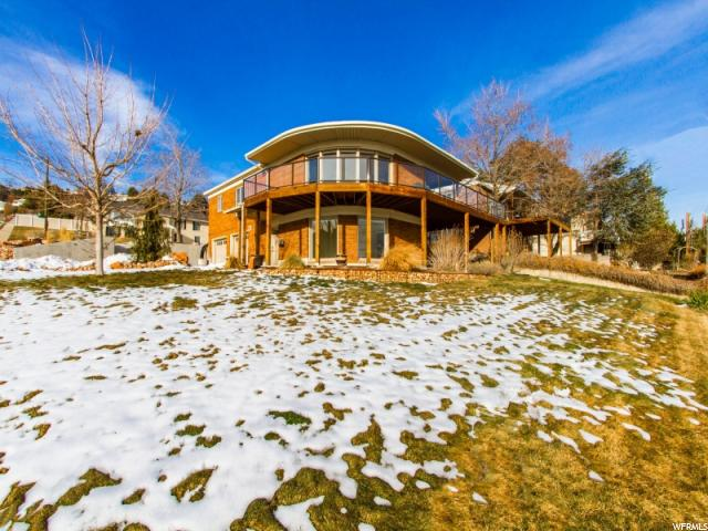 Home for sale at 634 N I St, Salt Lake City, UT 84103. Listed at 625000 with 3 bedrooms, 2 bathrooms and 2,438 total square feet