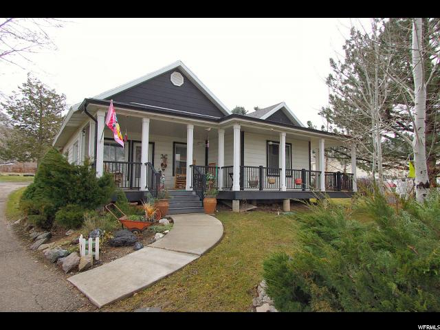 单亲家庭 为 销售 在 1955 S HWY 89 1955 S HWY 89 Perry, 犹他州 84302 美国