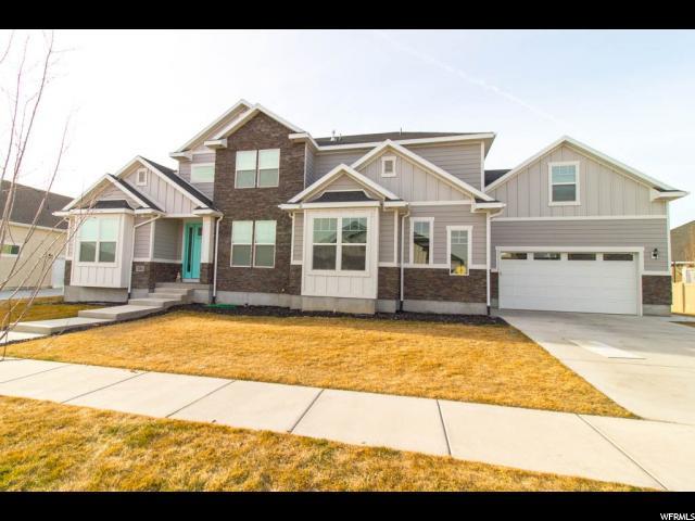 Unique la famille pour l Vente à 134 S QUIVIRA Lane 134 S QUIVIRA Lane Vineyard, Utah 84058 États-Unis