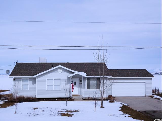 Single Family للـ Sale في 266 W CENTER Street 266 W CENTER Street Lewiston, Utah 84320 United States
