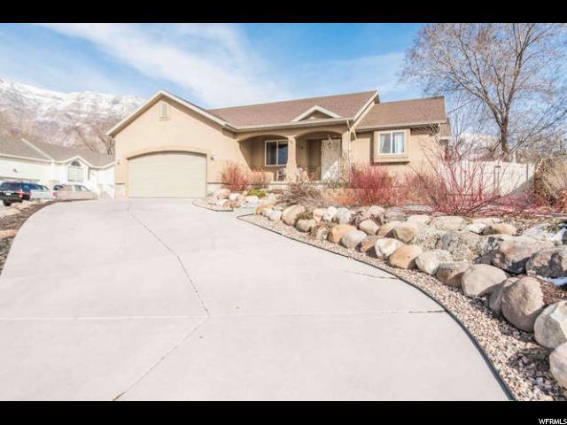 Single Family for Sale at 558 N 200 E 558 N 200 E Pleasant Grove, Utah 84062 United States