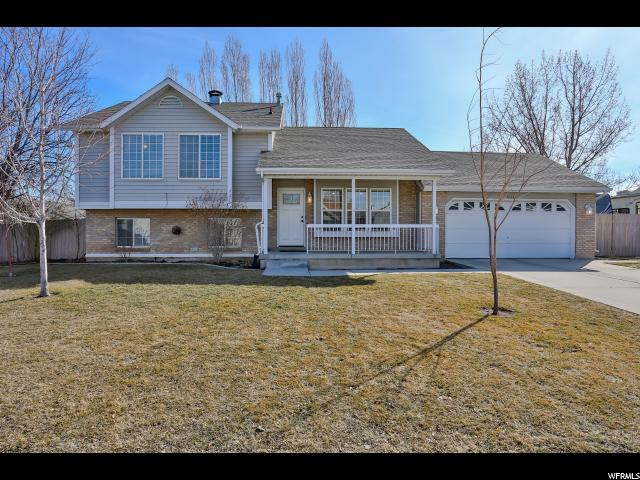 Single Family for Sale at 8353 S MCGREGOR Lane 8353 S MCGREGOR Lane West Jordan, Utah 84088 United States