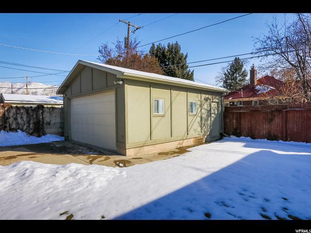 1632 E HARVARD AVE Salt Lake City, UT 84105 - MLS #: 1509892