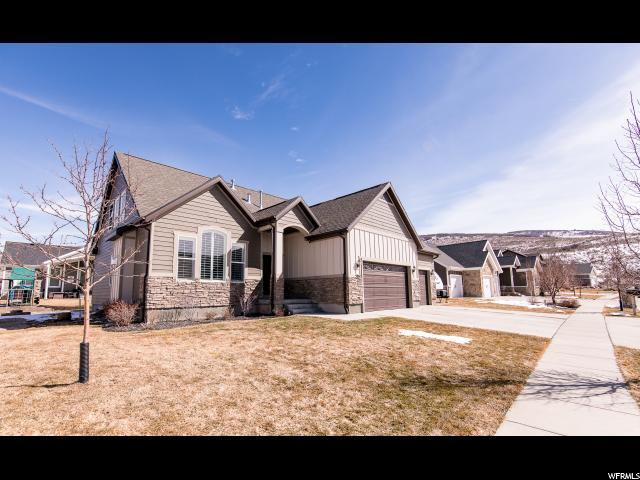 Single Family for Sale at 5914 EXETER Drive 5914 EXETER Drive Mountain Green, Utah 84050 United States