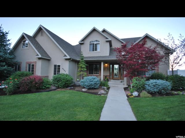 Single Family for Sale at 9283 N CANYON HEIGHTS Drive 9283 N CANYON HEIGHTS Drive Cedar Hills, Utah 84062 United States