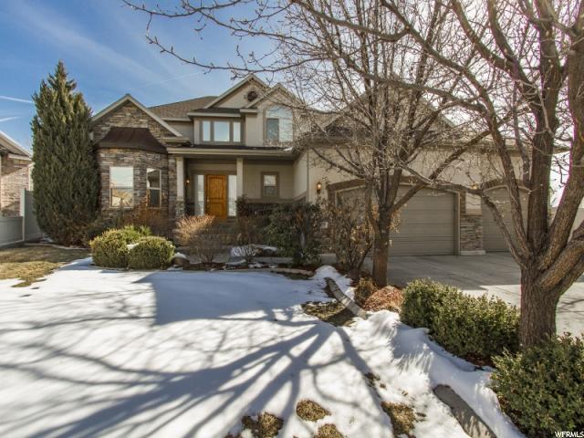 Single Family for Sale at 6277 S LAKE FORK Circle 6277 S LAKE FORK Circle Taylorsville, Utah 84129 United States