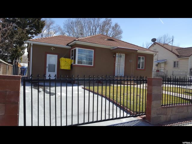 Home for sale at 1055 S 200 E St, Salt Lake City, UT  84111. Listed at 330000 with 4 bedrooms, 3 bathrooms and 1,309 total square feet