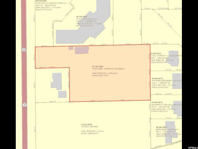 Land for Sale at Address Not Available Mapleton, Utah 84664 United States