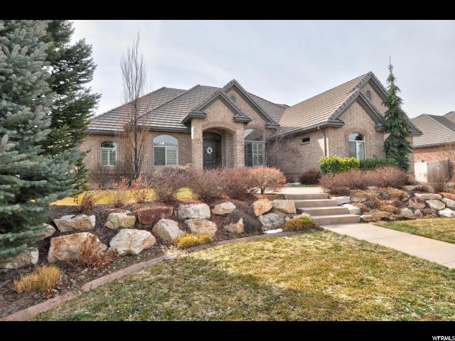Single Family for Sale at 1423 W KING BENJAMIN Court 1423 W KING BENJAMIN Court South Jordan, Utah 84095 United States