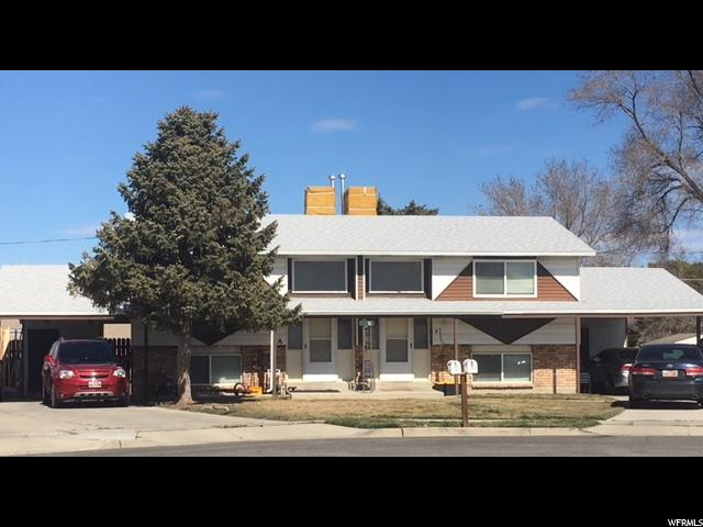 Duplex for Sale at 3181 S HAMMONTON Circle 3181 S HAMMONTON Circle West Valley City, Utah 84119 United States