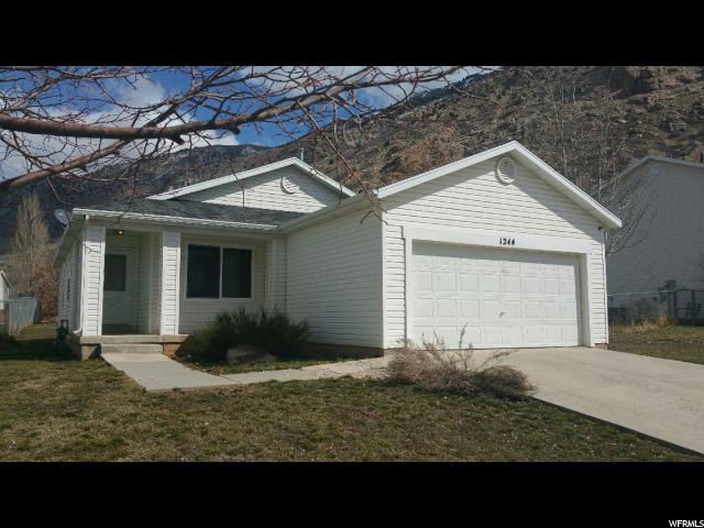 Single Family للـ Sale في 1244 N LEWIS PEAK Drive 1244 N LEWIS PEAK Drive Ogden, Utah 84404 United States