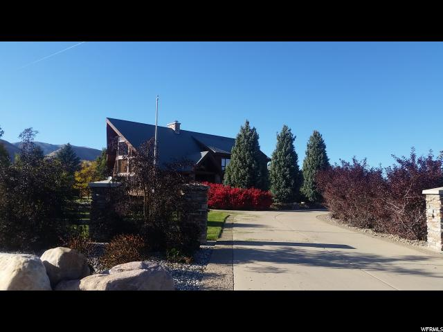 Single Family for Sale at 4865 W HWY 36 S 4865 W HWY 36 S Dayton, Idaho 83232 United States