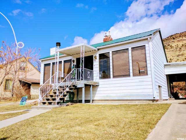 Один семья для того Продажа на 429 EDGEHILL Drive 429 EDGEHILL Drive Sunnyside, Юта 84539 Соединенные Штаты