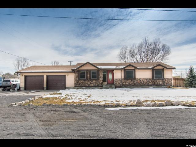 Single Family for Sale at 65 W 200 S 65 W 200 S Fielding, Utah 84311 United States