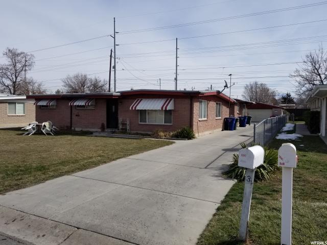 Duplex للـ Sale في 3387 S PEARCE Drive 3387 S PEARCE Drive West Valley City, Utah 84119 United States