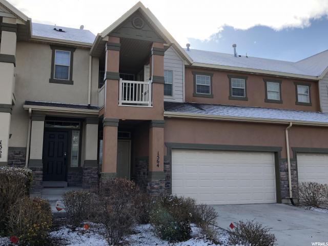1564 N CATAGENA PKWY Saratoga Springs, UT 84045 - MLS #: 1510551