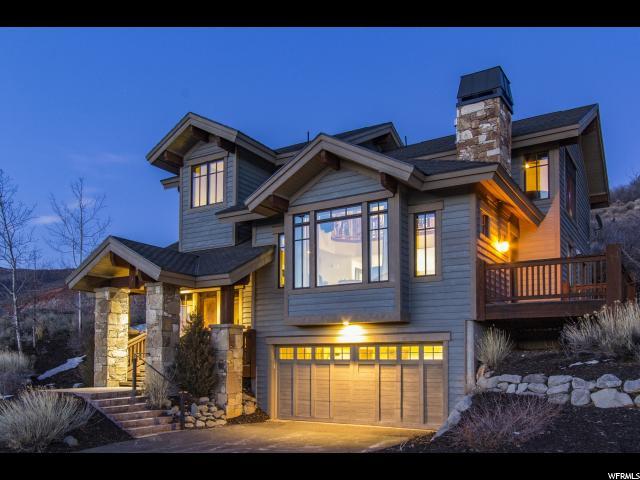 单亲家庭 为 销售 在 10750 N HIDEOUT TRAI 10750 N HIDEOUT TRAI 巢穴峡谷, 犹他州 84036 美国