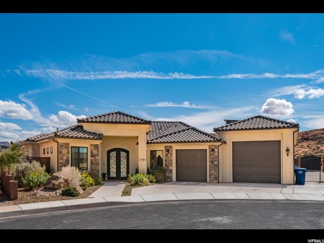 单亲家庭 为 销售 在 2797 S 3930 W 2797 S 3930 W Hurricane, 犹他州 84737 美国