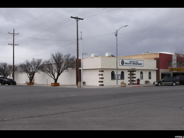 Commercial for Sale at 01-0315-0000, 28 S 100 E 28 S 100 E Price, Utah 84501 United States