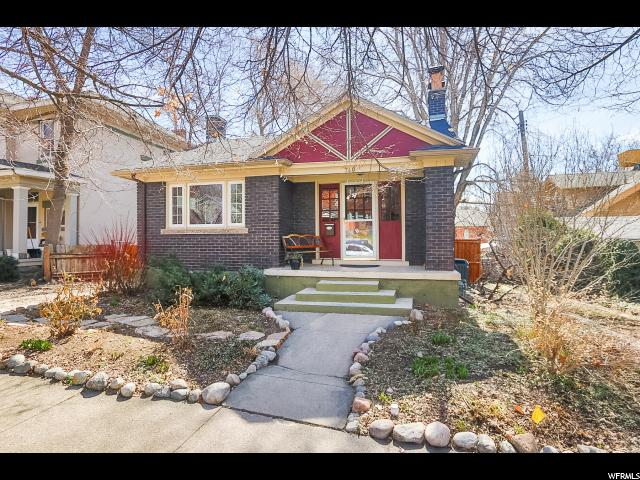 Home for sale at 760 E Second Ave, Salt Lake City, UT 84103. Listed at 455000 with 3 bedrooms, 2 bathrooms and 1,924 total square feet