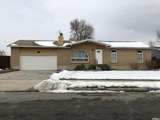 Single Family for Sale at Address Not Available Taylorsville, Utah 84129 United States
