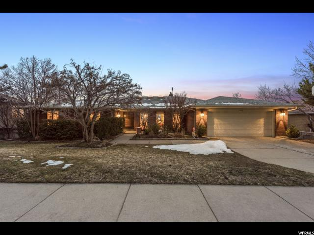 Home for sale at 1442 E Kristianna Cir, Salt Lake City, UT 84103. Listed at 1097997 with 6 bedrooms, 3 bathrooms and 4,926 total square feet