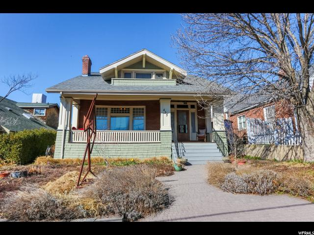 Home for sale at 435 B St, Salt Lake City, UT 84103. Listed at 589500 with 3 bedrooms, 3 bathrooms and 3,029 total square feet