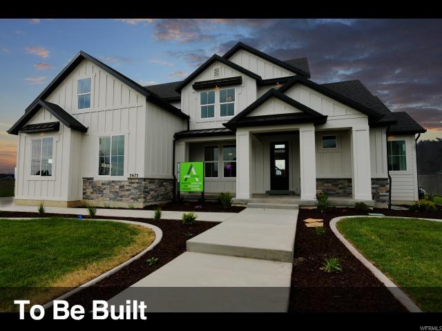 Single Family for Sale at 214 W HAYDEN Circle 214 W HAYDEN Circle Unit: 70 Elk Ridge, Utah 84651 United States