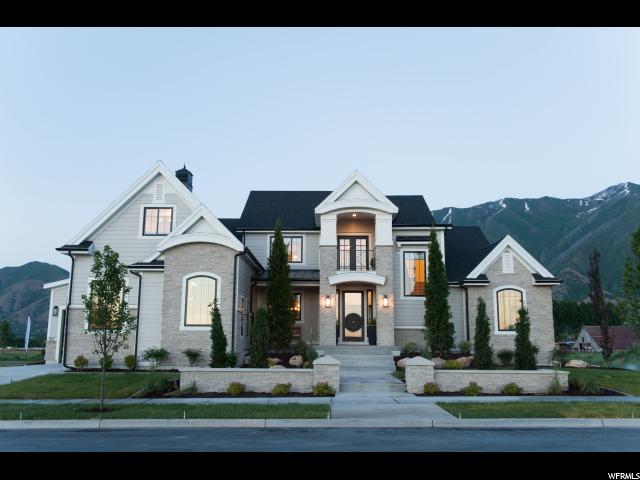 Single Family for Sale at 1447 S 1450 W 1447 S 1450 W Unit: 19 Mapleton, Utah 84664 United States